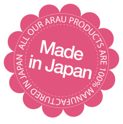 Arau baby Made in Japan